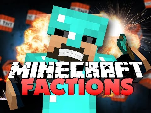 Minecraft faction servers Trailer