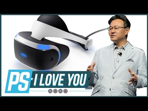 Shuhei Yoshida on PlayStation VR, First Party Studios - PS I Love You XOXO Ep. 28
