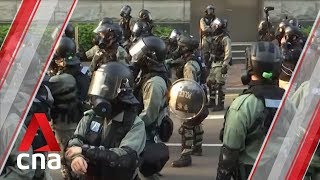 Concerns over rising crime rates in Hong Kong amid ongoing demonstrations
