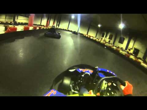 karting Floreffe avec Adri et Lolo