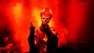 Ghost - Live in Vancouver -  Monstrance Clock - April 29, 2013 Thumbnail