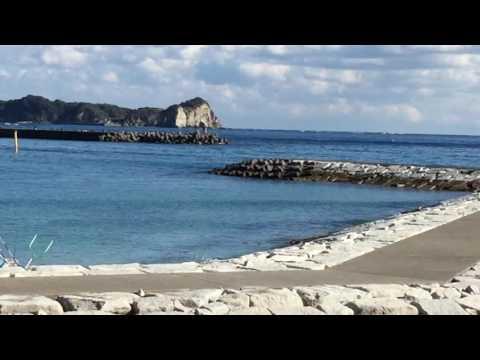 Katsuura, Chiba. Japan. Mar cristalino de Japón.