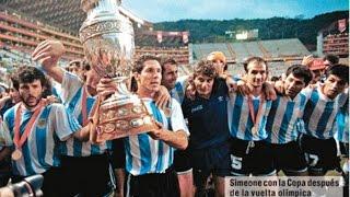 Final de la Copa América 1991 Argentina vs Colombia