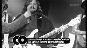 Jussi Raittinen & The Boys - Metsämökin tonttu (1974)