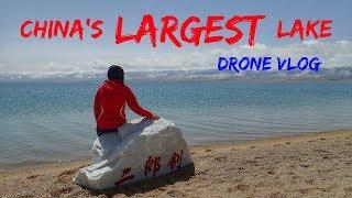 Drone Vlog ✈ China's LARGEST lake - Qinghai Lake
