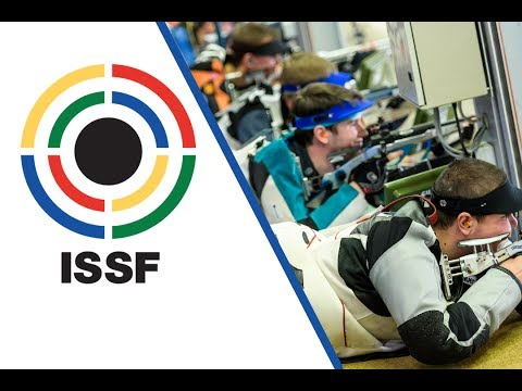 50m Rifle 3 Positions Men Final - 2017 ISSF Junior World Championship Rifle/Pistol in Suhl (GER)