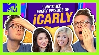 What It's Like to Binge Watch iCarly in One Week   MTV