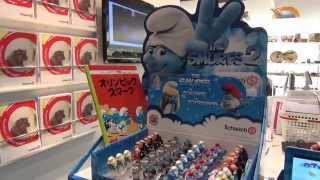 スマーフ Schleich シュライヒ 東京おもちゃショー2013