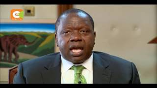 Matiang'i's education mission