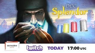 Splendor Twitch Stream - 14/11/2018 thumbnail