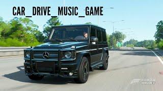 Валим на гелике - Нурминский - Музыка - Forza Horizon 4 - Mercedes G63 AMG