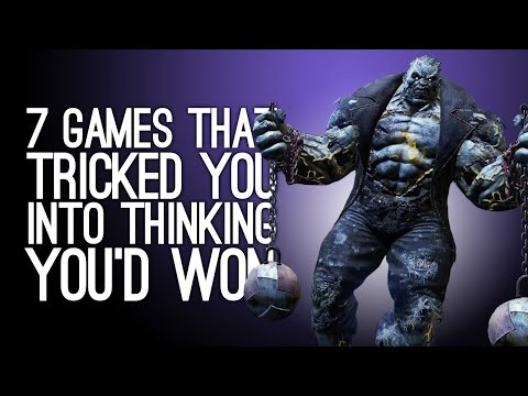 7 Games That Tricked You Into Thinking You'd Won