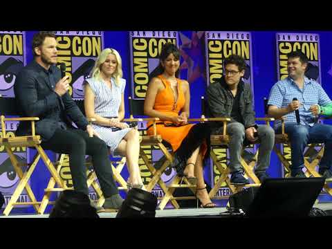SDCC 2018 - Panel Warner Bros - The Lego Movie 2: The Second Part