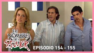 En nombre del amor: ¡Emiliano descubre que Bernardo no es su hijo! | C-154 y 155 | Tlnovelas