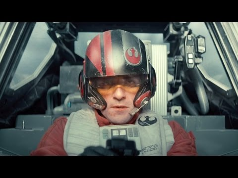 Star Wars: The Force Awakens - Oscar Isaac Interview - D23 2015