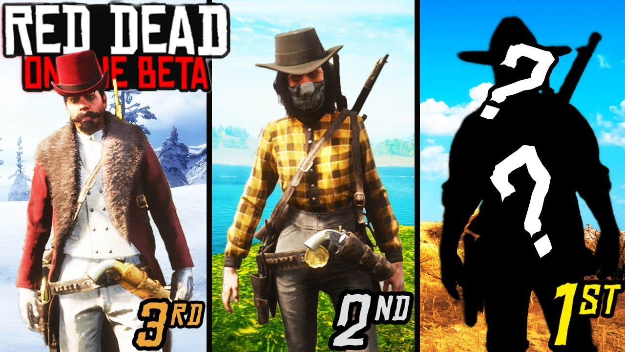 6d5492d8de *SECRET* BEST GRIEFER OUTFITS & ITEMS YOU NEED in Red Dead Online! Top Clothing  Showcase & Tips RDR2