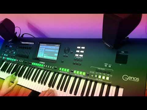Akcent - Rodzinny Dom *Yamaha GENOS*