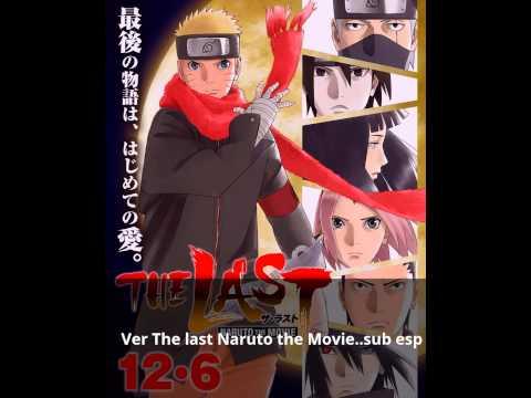 Ver The last Naruto The Movie Gratis Online Calidad Dvdrip no Cam