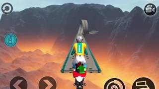 IMPOSSIBLE MOTOR BIKE TRACKS 3D / Dirt Motor Cycle Racer Game Gameplay Android / iOS