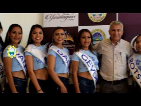 PRESENTACIÓN OFICIAL DE LAS CANDIDATAS SEÑORITA YURIMAGUAS 2019