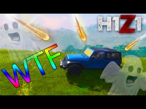 The Ghost of Pleasant Valley... | H1Z1 KOTK - WTF Moments Ep. 46