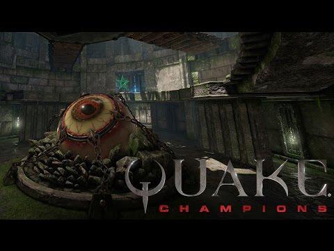 Quake Champions – Ruins of Sarnath Arena Trailer