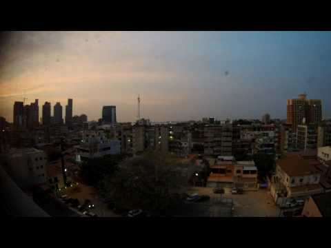 Luanda Time Lapse (Angola) 4K