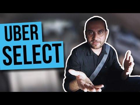 UBER SELECT Desvendado e Explicado