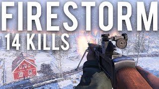Battlefield Firestorm 14 Kill Rampage