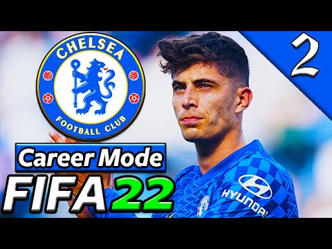 Download KAI HAVERTZ IS ON ANOTHER LEVEL! FIFA 22 Chelsea Career Mode #2