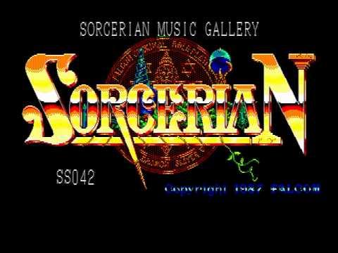 [PC-88] ソーサリアン ミュージックギャラリー