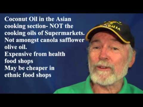 Alzheimer's Dementia Reversal with Coconut oil   in an 85yr old at 35 days 1