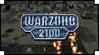 Warzone 2100 - (Custom Unit Real Time Strategy Game) [Free]