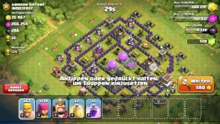 Vergeltung muss sein! - Let's Play Clash of Clans #015 [Deutsch/German]