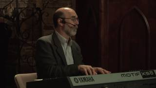 Lecture - Lanier Theological Library presents: Michael Card - Four Portraits of Jesus
