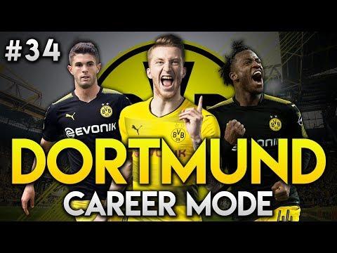 FIFA 18 | Dortmund Career Mode | Ep34 | LAST EPISODE FINALE!