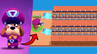 LUCKY *DOG* NEW BRAWLER !!! Brawl Stars Funny Moments & Glitches & Fails #347