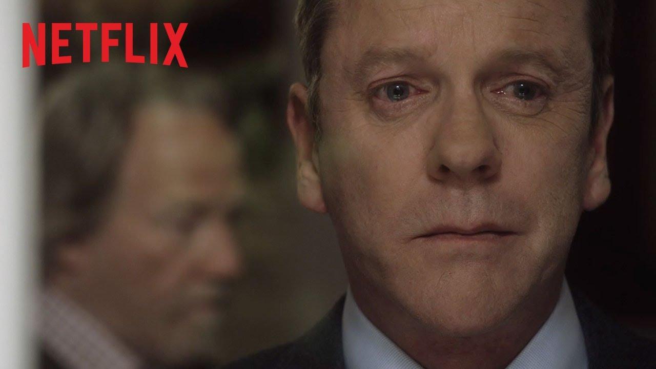 Kiefer Sutherland Netflix
