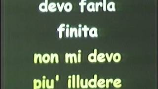 CUORE DI ZINGARO (Enrico Musiani) - base karaoke con cori