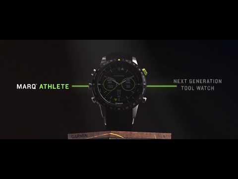 Garmin MARQ™ KOLLEKTION: MARQ Athlete