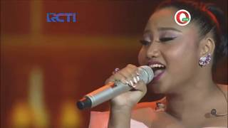 Maria feat Yovie Widianto - Bukan Untukku  Indonesian Idol 2018