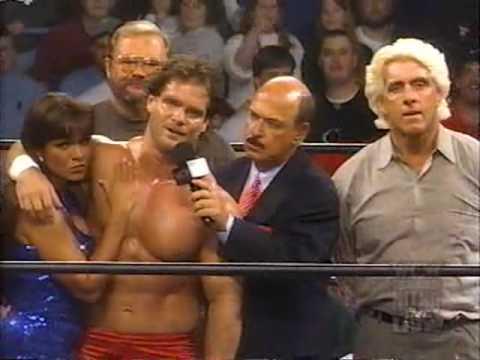 (3.31.1997) Road to Spring Stampede 1997 Part 11 - Chris Benoit vs. Hugh Morrus