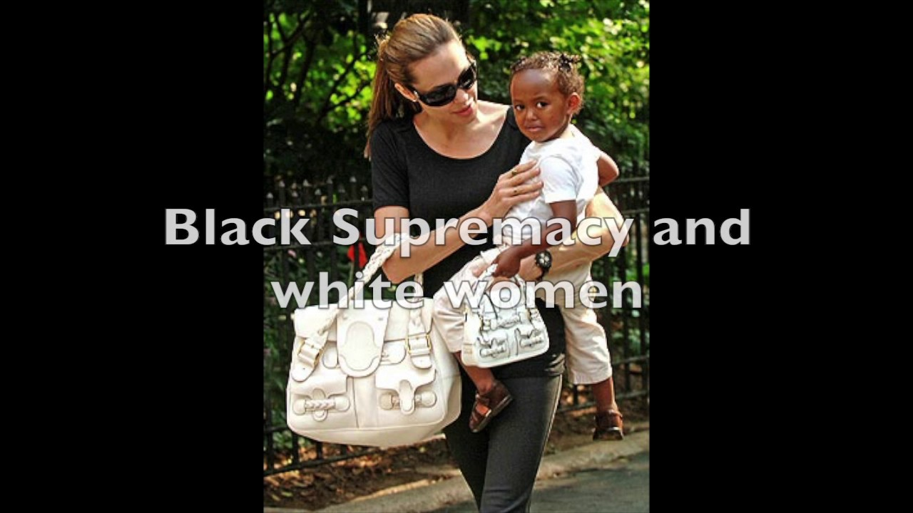 Black superiority domination of whites