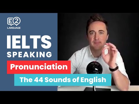IELTS Speaking: Pronunciation | THE 44 SOUNDS OF ENGLISH with Jay!