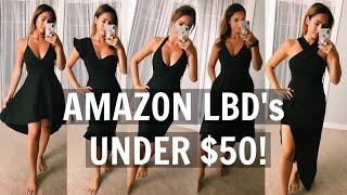 Baixar AMAZON Black Dress Lookbook all NEXT DAY/PRIME!