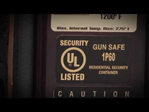 UL Security Assurance, Don't Buy A Safe Without It -- Browning ProSteel