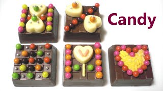 Tirol chocolate 1 - Decorating Chocolate Kit