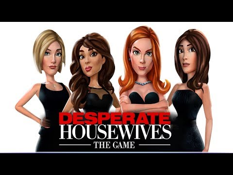 Desperate Housewives: The Game [Android/iOS]  ᴴᴰ