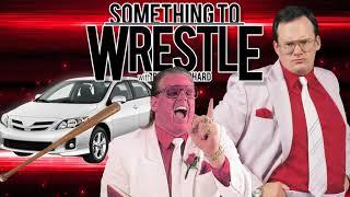 Bruce Prichard shoots on Jim Cornette wrecking his own car with a baseball bat