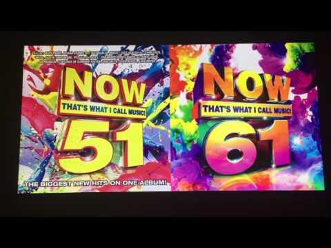 Now! 51  Art vs Now! 61  Art